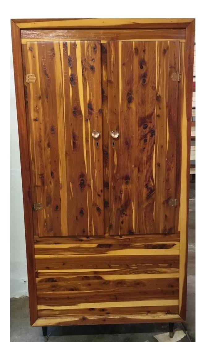 Nice Cedar Master Safe Way Armoire