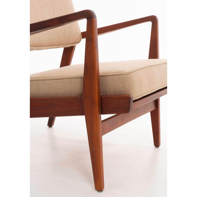 Jens Risom Lounge Chairs For Sale - Image 9 of 13