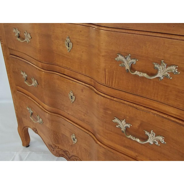 Ethan Allen Provençal-Style Dresser For Sale In Milwaukee - Image 6 of 13
