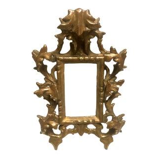 Giltwood Carved Frame For Sale