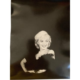 Original Vintage Photographs of Marilyn Monroe by Magnum Photographer Eve Arnold 1960 For Sale