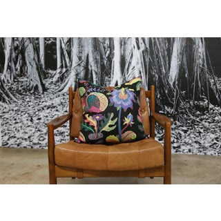 Josef Frank Exotic Butterfly Pillow Cushion, Floral Preview