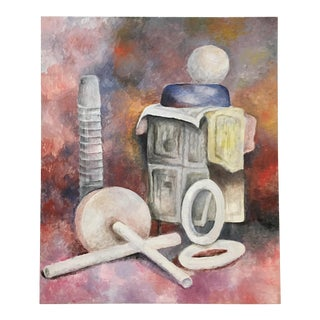 Modern Still Life Painting For Sale