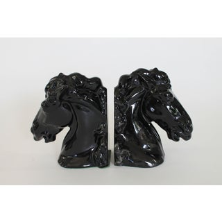 Black Stallion Bookends Preview