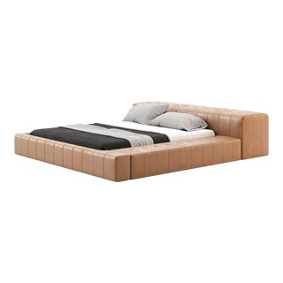 Mid-Century Modern Full Longbeach Bedframe