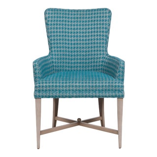 Vanguard Furniture Indigo Arm Chair For Sale