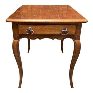Henredon Pierre Deux French Country Side Table For Sale