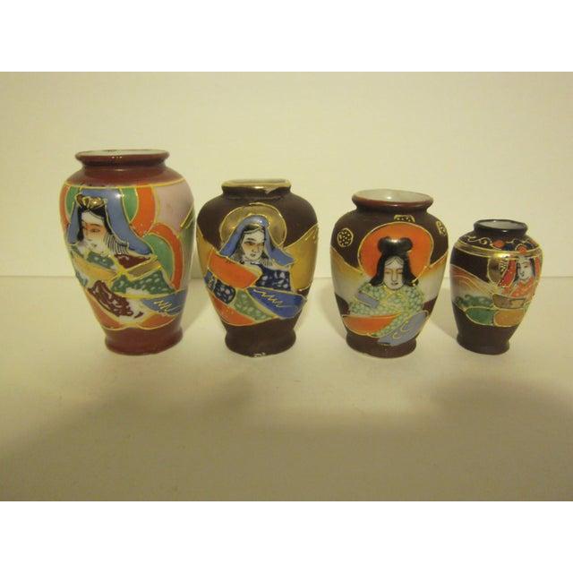 Assorted Vintage Japanese Miniatures - Set of 10 - Image 7 of 11