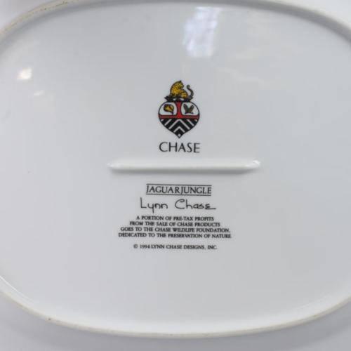 Lynn Chase \ Jaguar Jungle\  Porcelain Platter - Image ...  sc 1 st  Chairish & Lynn Chase \