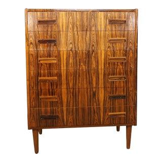 "Original Danish Rosewood Dresser Westergaard Møbelfabrik - ""Finn"""