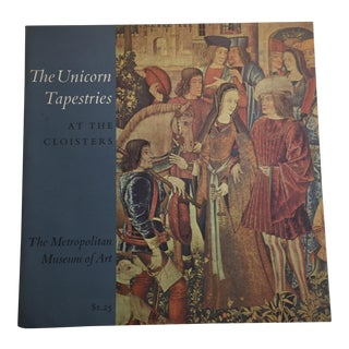 """""""The Unicorn Tapestries at the Cloisters"""" Book For Sale"""
