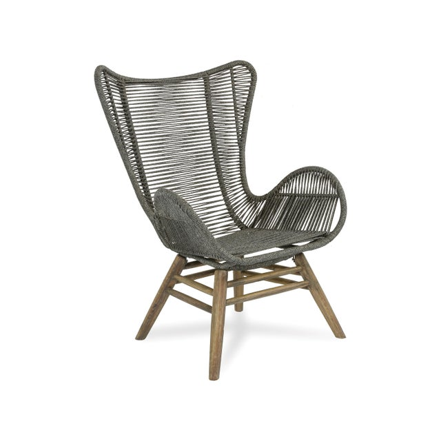 Featuring a powder-coated steel frame back with FSC (Forest Stewardship Council) Eucalyptus wood frame base; and soft...