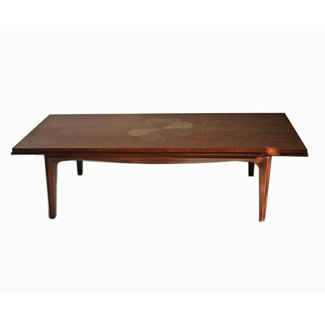 Mid-Century Modern Lane Coffee Table - Image 2 of 9