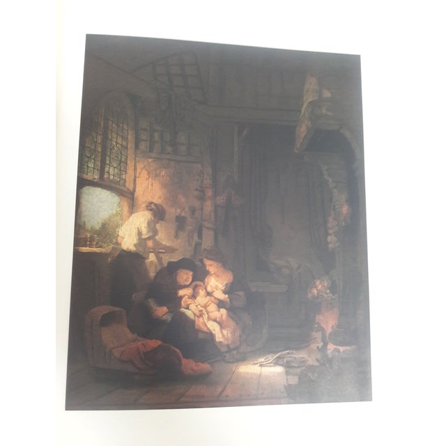 Rembrandt Art Book With Prints, 1956 - Image 4 of 7