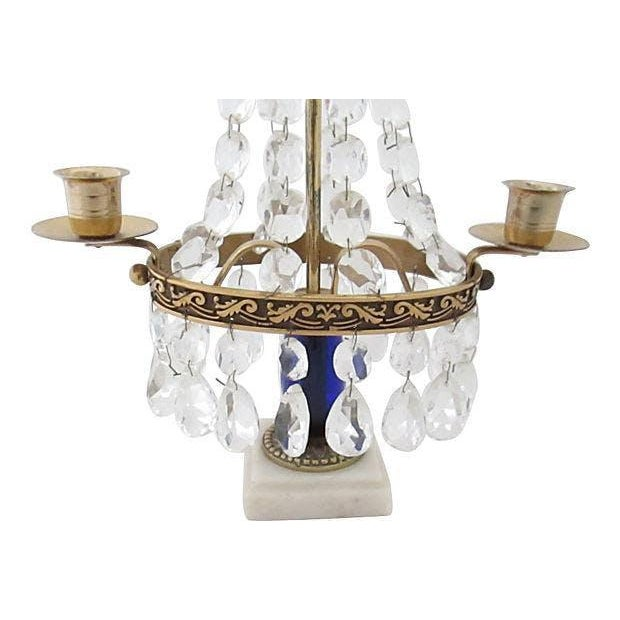Gustavian Style Table Chandelier Candle Holder Image 3 Of
