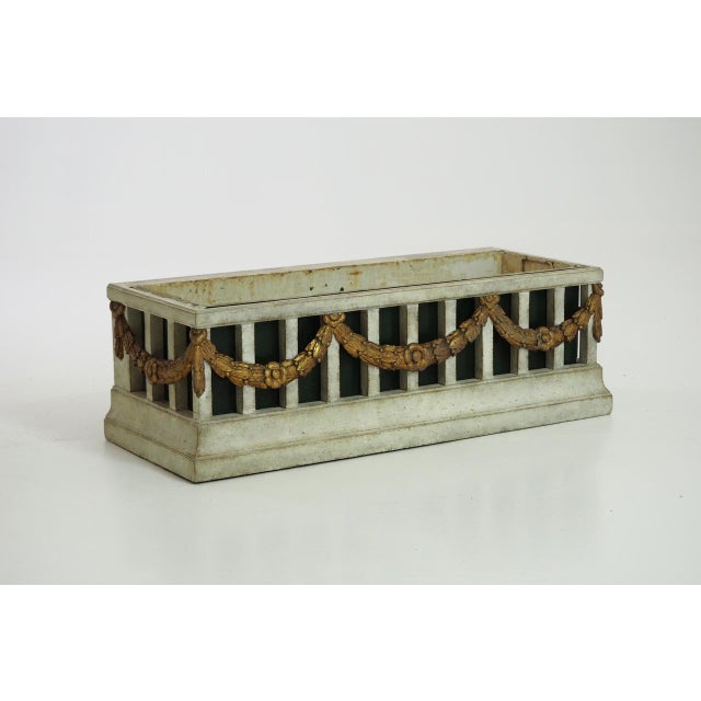 Gustavian (Swedish) Gustavian Flower Container For Sale - Image 3 of 3