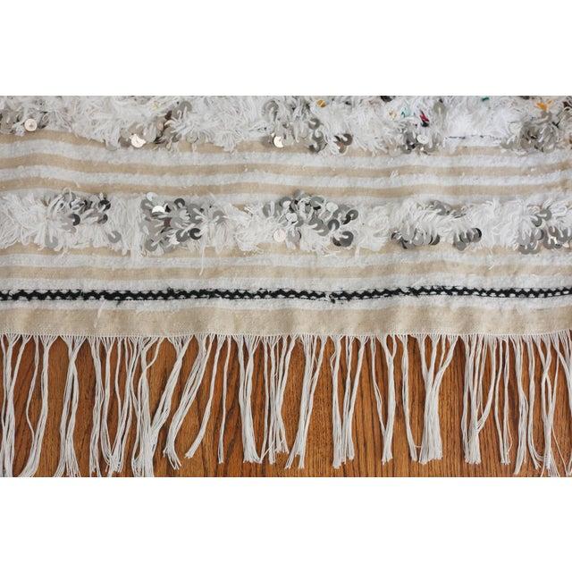Moroccan Wedding Blanket - Image 5 of 7