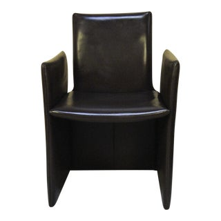 Cassina-Style Leather Chair