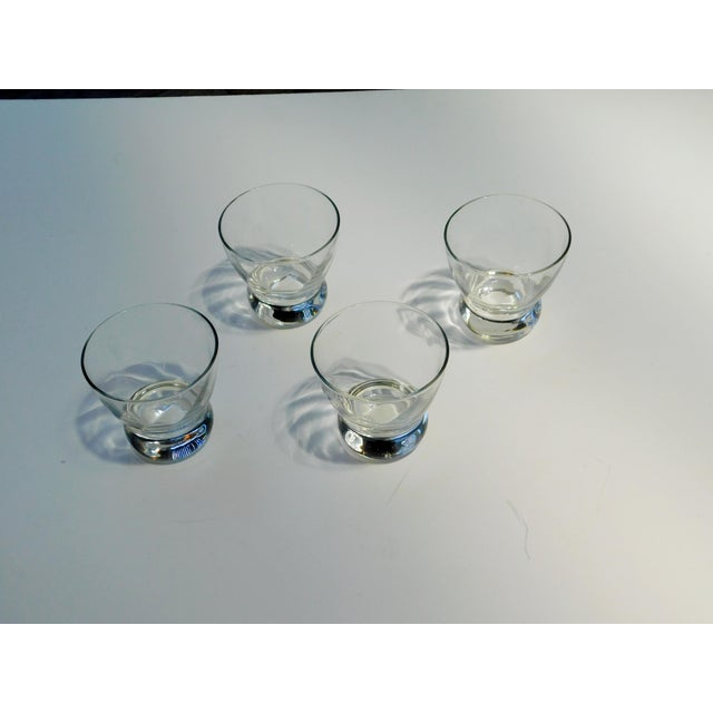 Short Aperitif Glasses - Set of 4 For Sale In San Francisco - Image 6 of 6