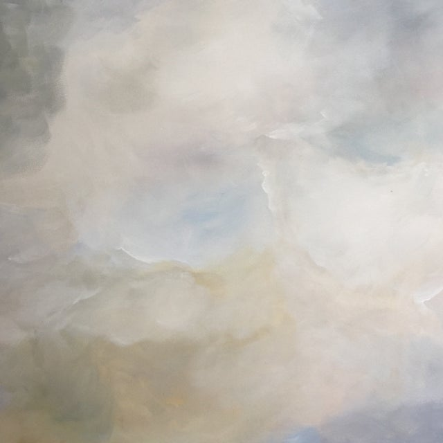 'Southern Clouds' Original Painting For Sale - Image 4 of 7