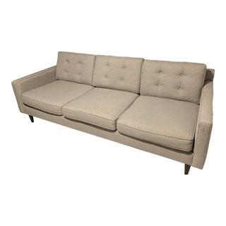 West Elm Drake Sofa For Sale