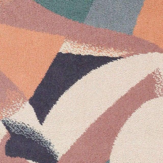 Ege Rya Vintage Ege Scandinavian Carpet After René Magritte - 4′7″ × 6′7″ For Sale - Image 4 of 5