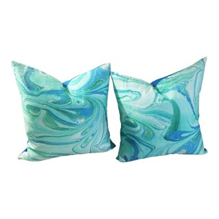 """22"""" Beyond the Sea Single Pillow Cover"""