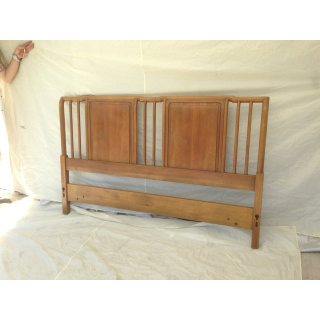 Gibbings Style Queen Size Headboard - Image 4 of 7