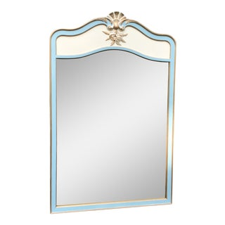 French Provincial Wall Mirror For Sale