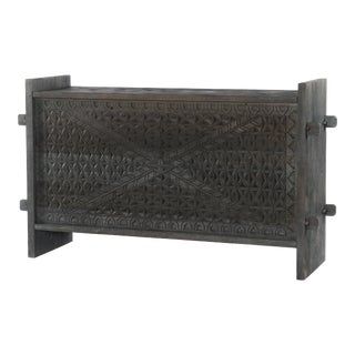 Sagrada Tribal Transitional Console For Sale