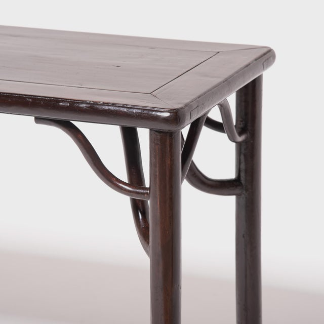 19th Century Chinese Literati Wine Table For Sale In Chicago - Image 6 of 7