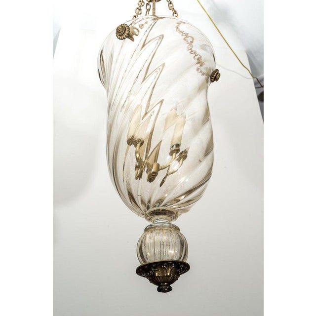 Barovier Murano Glass Chandelier For Sale - Image 11 of 13