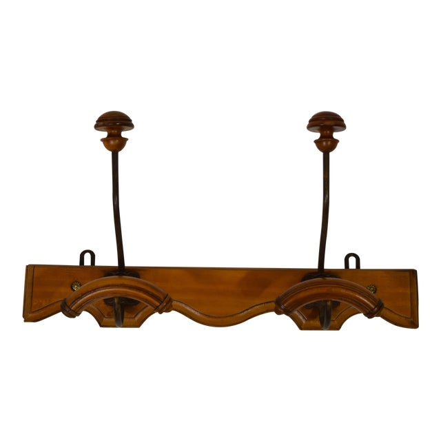 French Cherry Coat/Hat Rack - Image 1 of 8