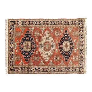 "Vintage Meshkin Carpet - 8'11"" X 12'7"" For Sale"
