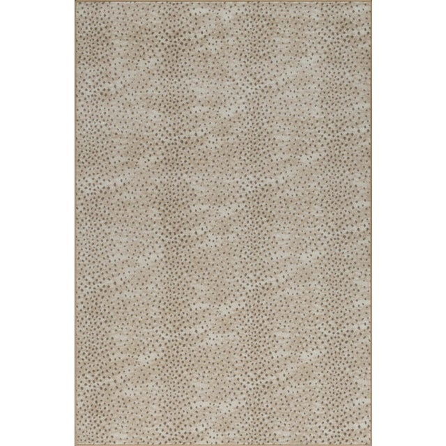 """2010s Stark Studio Rugs Derning Toffee Rug - 5'3"""" X 7'10"""" For Sale - Image 5 of 5"""