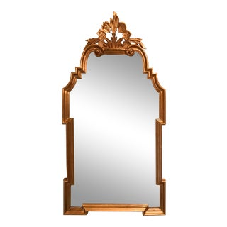 Traditional Carvers Guild Mirror