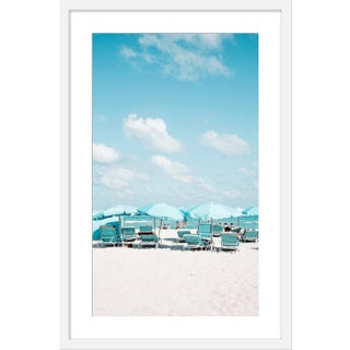 "Medium ""Miami Iii"" Print by Natalie Obradovich, 20"" X 30"" For Sale"