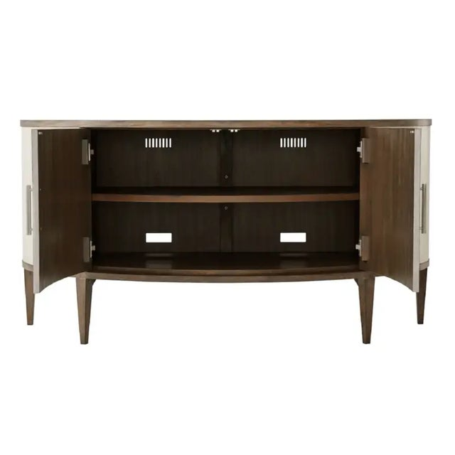 Contemporary Loggia Showroom Shagreen Sideboard For Sale - Image 3 of 4