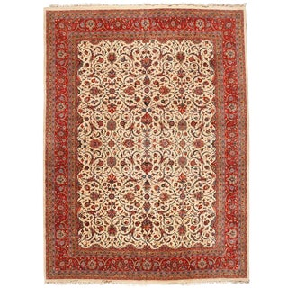 Fine Persian Sarouk Carpet