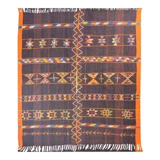 Vintage Mid-20th Century Anatolian Kilim Rug For Sale
