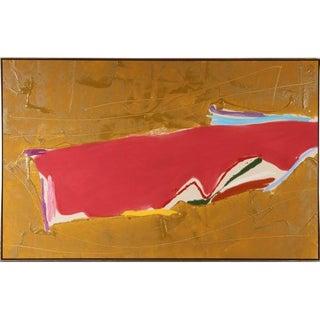 "Kikuo Saito (Japanese-American 1939-2016) ""Mays Landing"" For Sale"