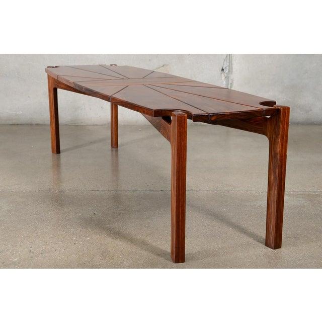 Bud Tullis Studio Craft Coffee Table - Image 4 of 8