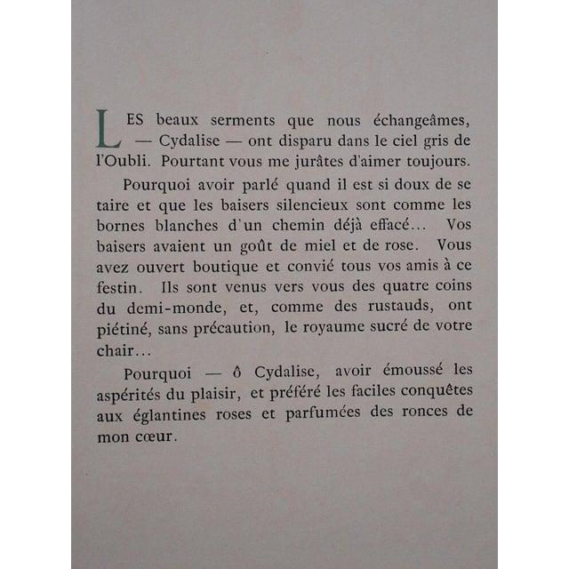 """Vintage Ltd. Ed. Pochoir Images By Guy Arnoux""""Les Femmes De Ce Temps"""" France 1920 For Sale - Image 5 of 8"""