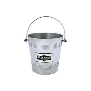 Vintage Geismann French Champagne Ice Bucket
