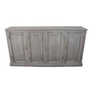 20th Century Swedish Gustavian Style Sideboard For Sale