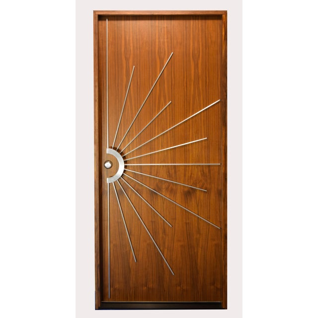 Mid-Century Modern Door for Residences For Sale - Image 6 of 12