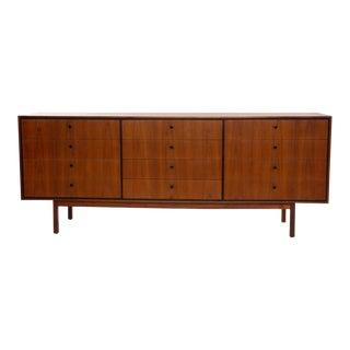 Mid-Century Modern Milo Baughman Glenn of California 12 Drawer Lowboy Dresser For Sale
