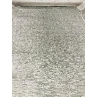 Kravet Seafoam Blue Green Performance Chenille Fabric - 8 1/2 Yards For Sale