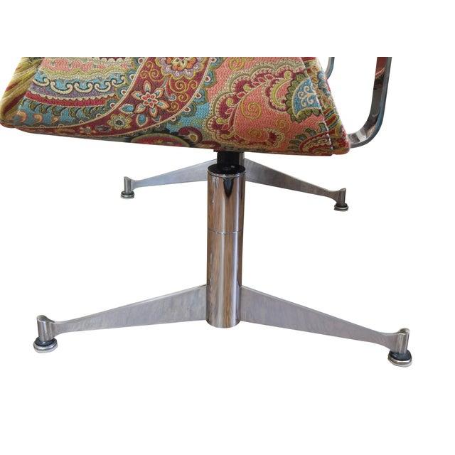 Faultless-Doerner Steel Base Tandem Seating For Sale - Image 6 of 11