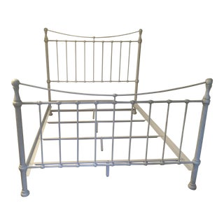Ethan Allen Danby Iron Bed Queen